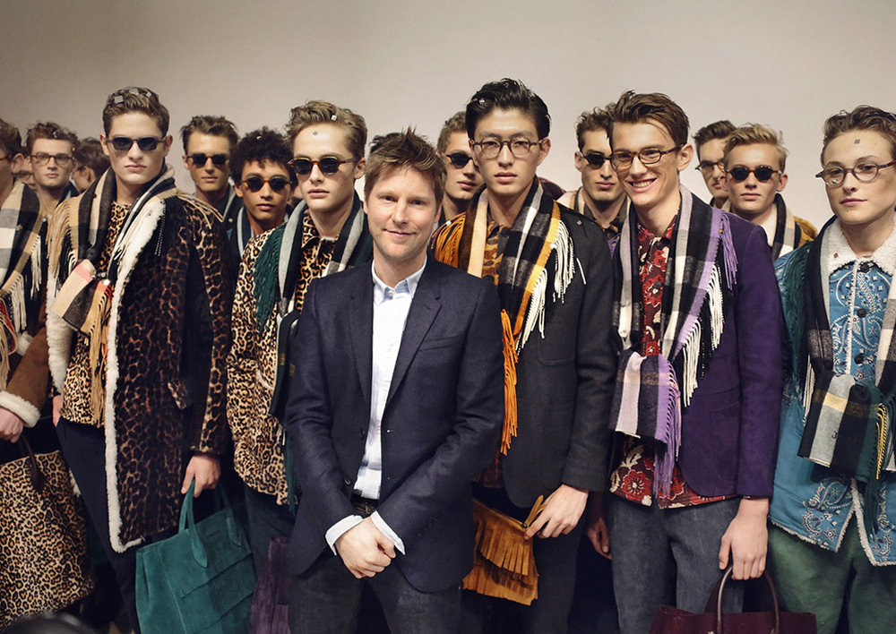 Backstage at the Burberry .jpg