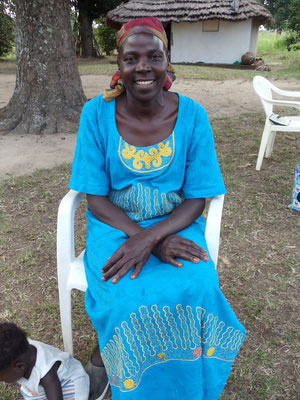 Anne Abago   Volunteer Liaison,krma-US Partners