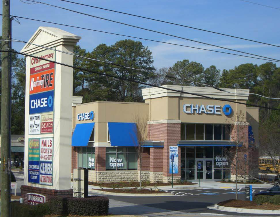 $5,420,000 - Equity Investment  27,057 SF Retail Center  Atlanta, GA
