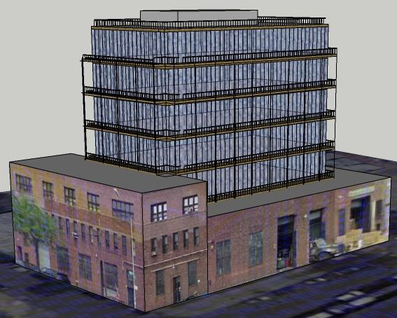 $4,430,000 - Preferred Equity Industrial to Multifamily Conversion Brooklyn, NY