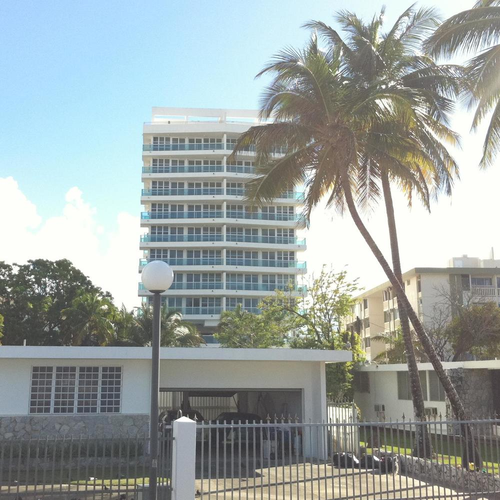 $8,200,000 - Equity Investment  32 Unit Condominium Tower   San Juan, PR