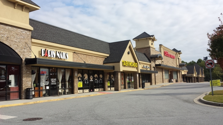 $5,500,000 - Equity Investment  68,400 SF Retail Center  Suwanee, GA