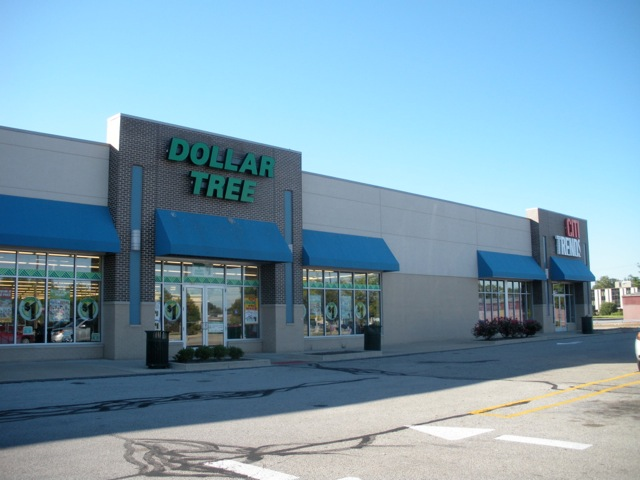 Equity Investment  111,017 SF Retail Center  Euclid, OH