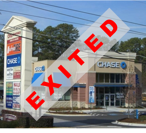 Equity Investment  27,057 SF Retail Center  Atlanta, GA