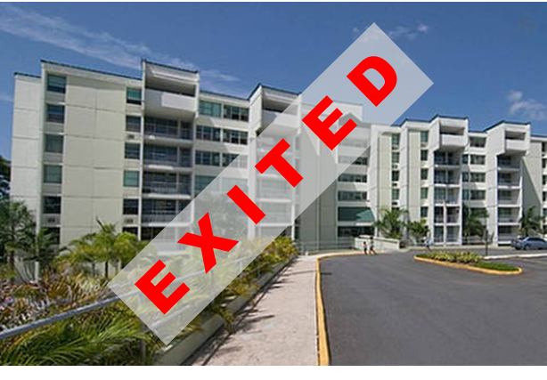 Equity Investment  31 Condominium Units  Guaynabo, PR