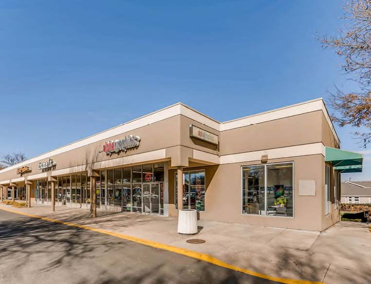 Equity Investment  75,000 sf Retail Center  Littleton, CO