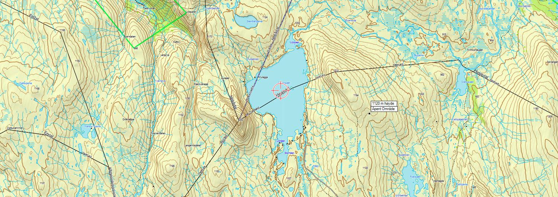 kart forollhogna Kart — Forollhogna Villreinområde kart forollhogna