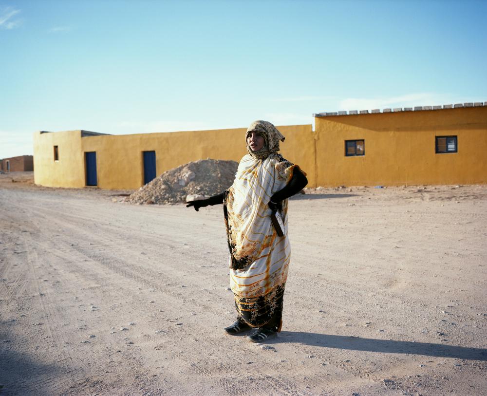 _Sahrawi Women