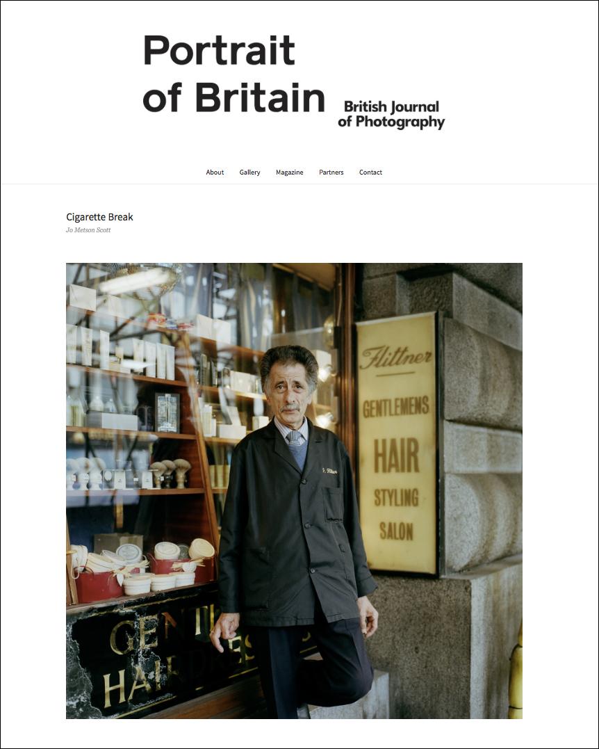Portrait of Britain - BJP