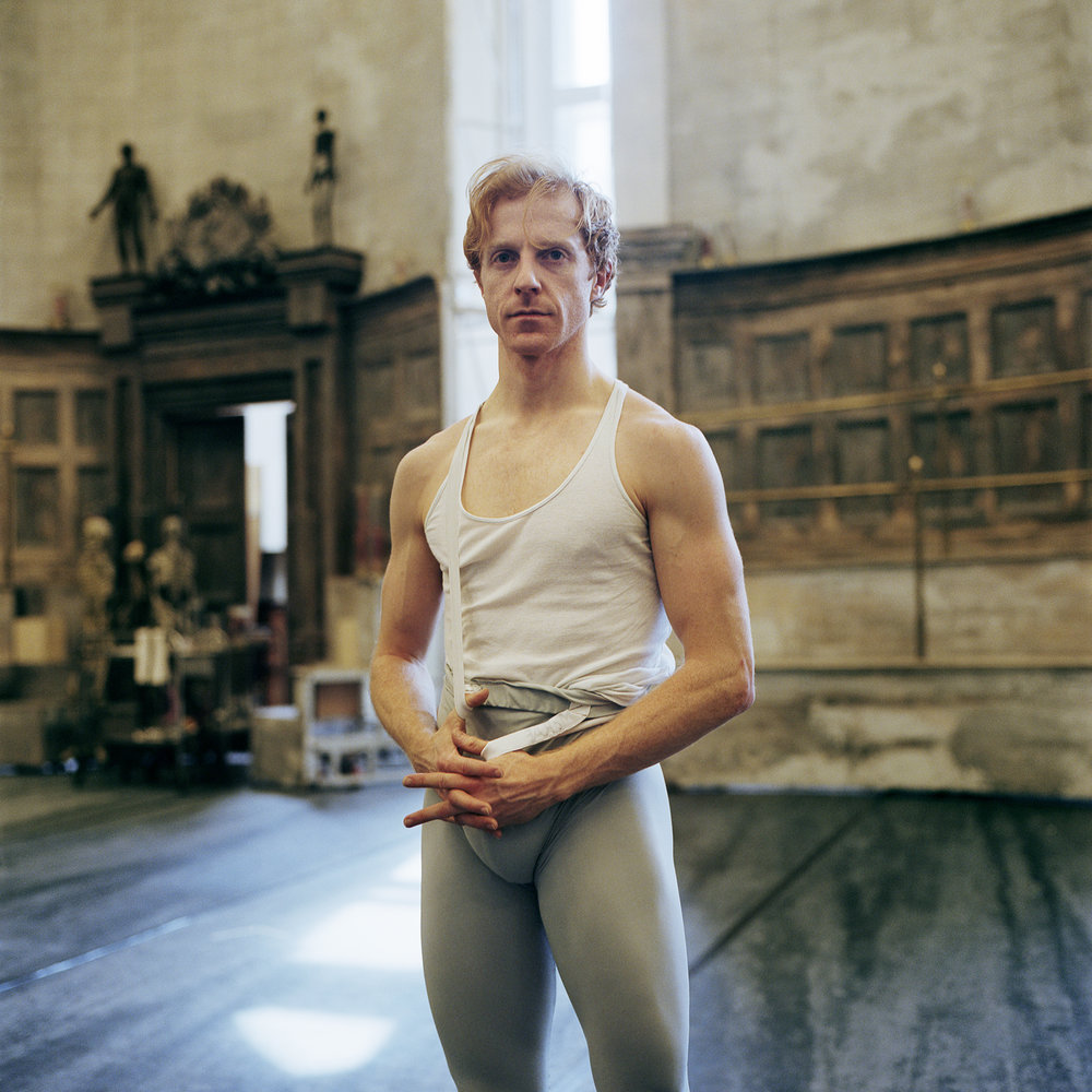 The Telegraph - Behind The Scenes Of The Royal Ballet's New Production Frankenstein