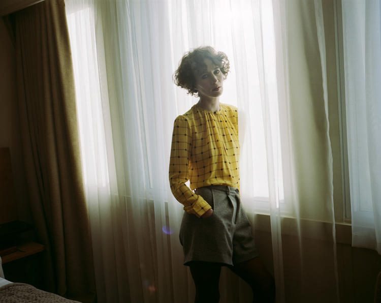 Miranda July For Twin Magazine