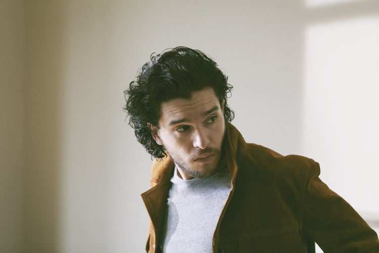 Kit Harington For Mr Porter