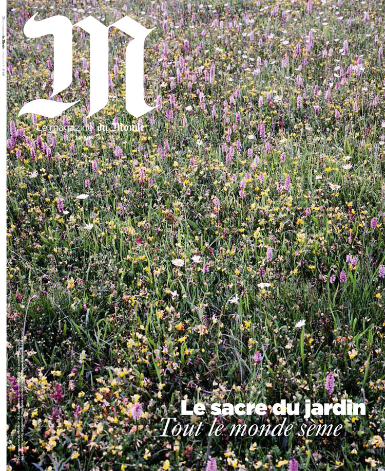 Great Dixter Gardens And John Tebbs For Le Monde