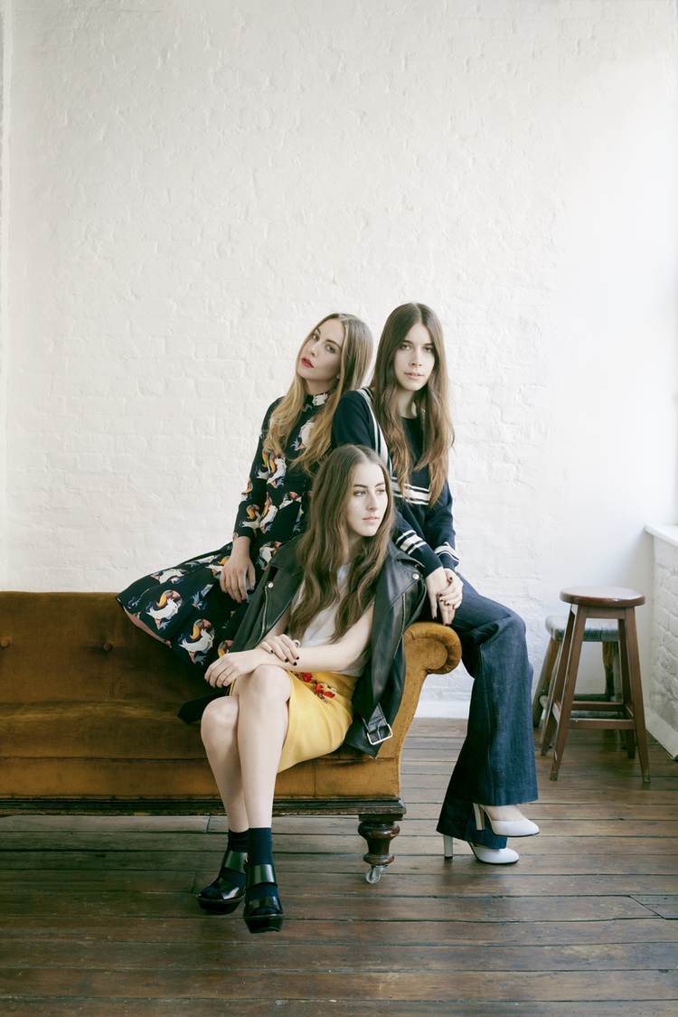 Haim For Stella Magazine
