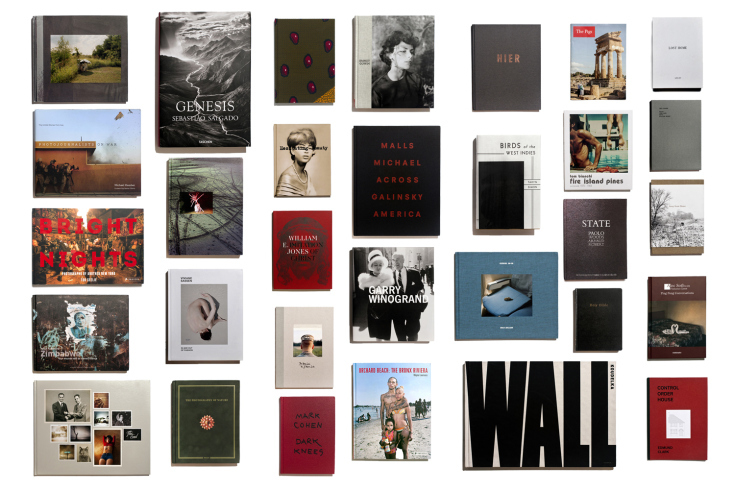 'The Grey Line' has been selected by TIME Magazine as part of their Best Photobooks 2013