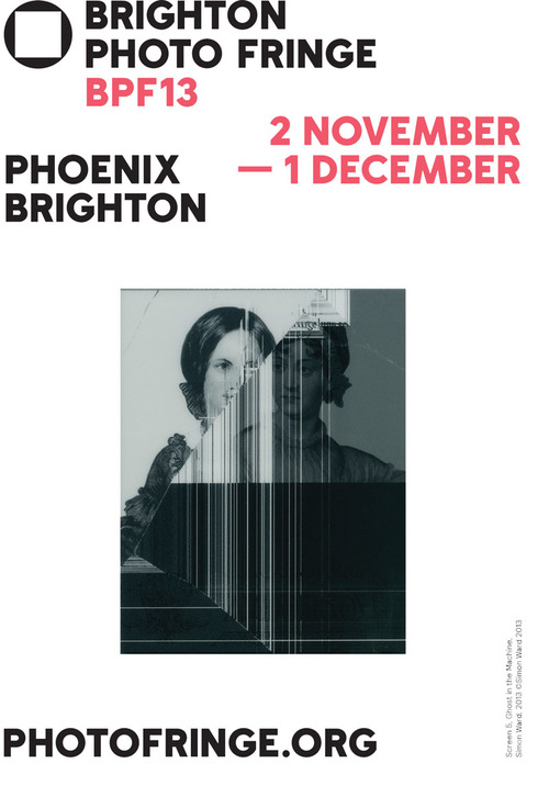 Brighton Photo Fringe Brighton Photo Fringe, Phoenix Brighton Open13 exhibition showcasing work from Nick Ballon, Liane Lang, Ji Yoe, Simon Ward, Julia Romano and me. 2nd November- 1st December 2013