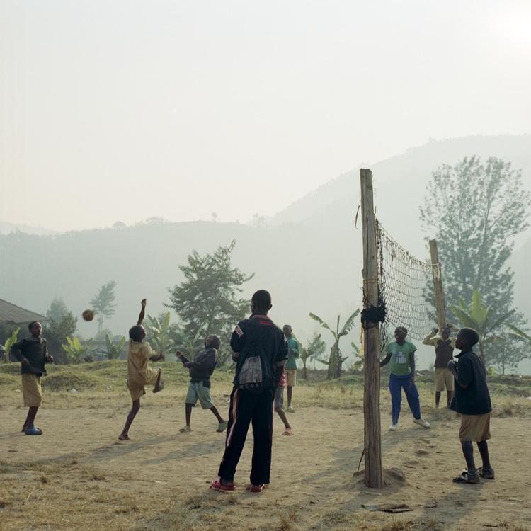Rwanda July 2013 shooting for Girl Hub