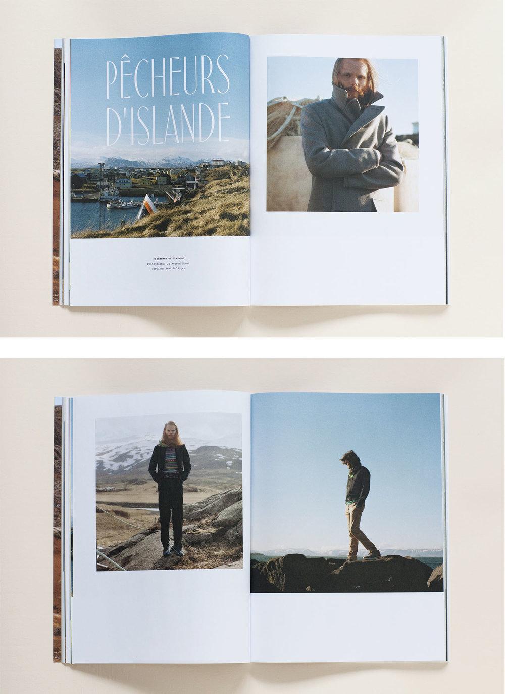 Le Monde D'Hermes - Pecheurs D'Islande