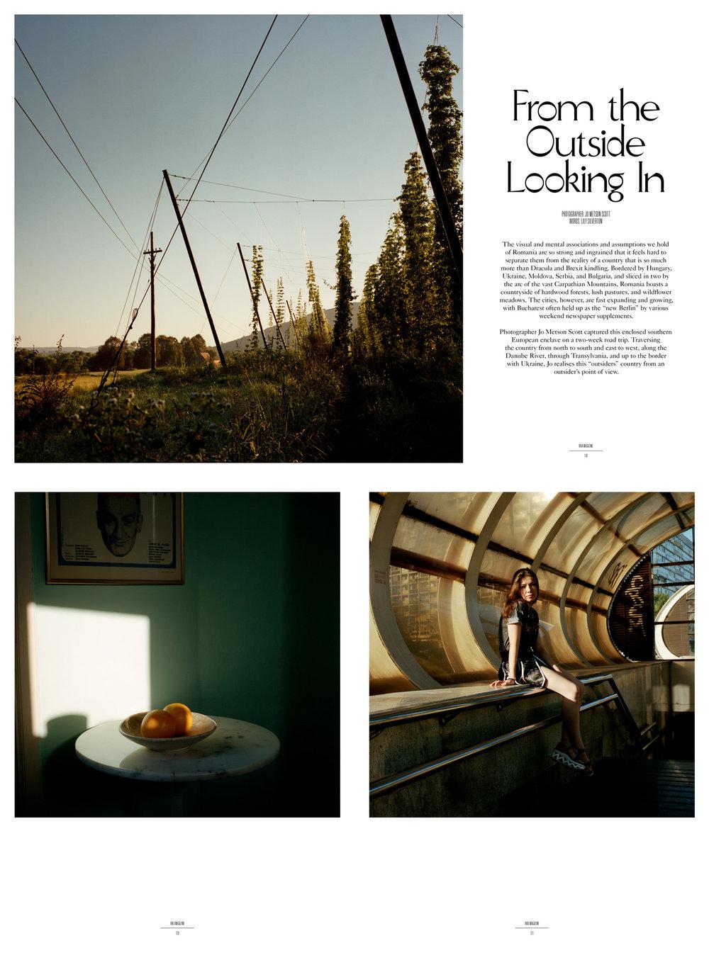 Rika Magazine - Romania