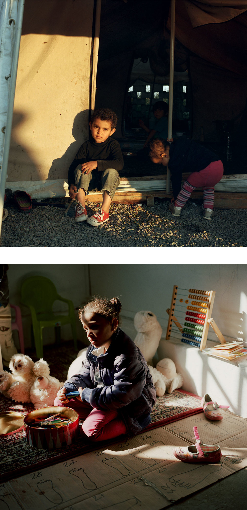 _The New Yorker A Syrian Refugee Camp, Greece