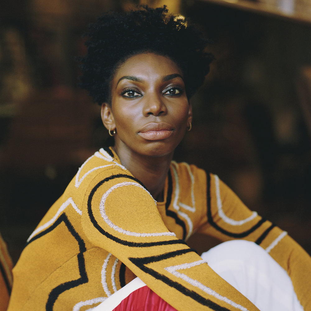 Vogue - Michaela Coel