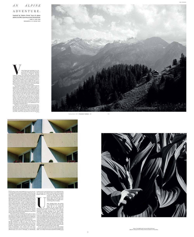Pleasure Garden MagazineIssue 01