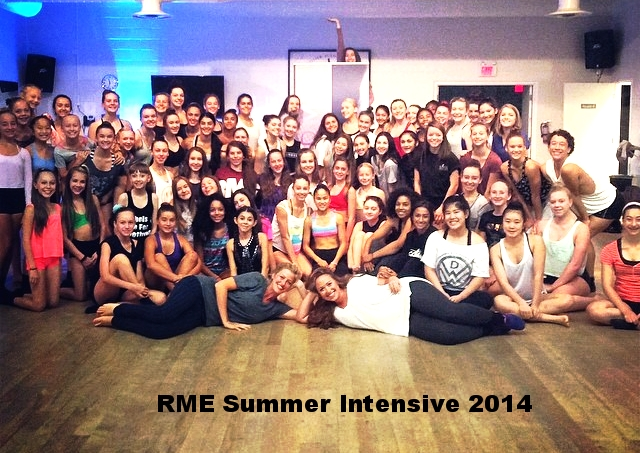 RME'S SUMMER INTENSIVE 2014
