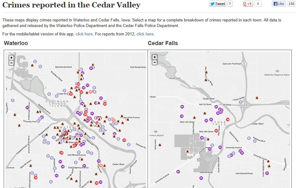 cedar valley crime map.png