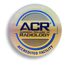 KCBC is proud to be accredited by the American College of Radiology
