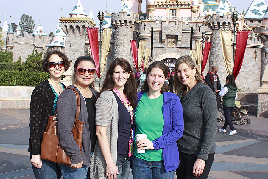 Pixel & Company does Disneyland at CHA 2014 | shannonmcnab.com