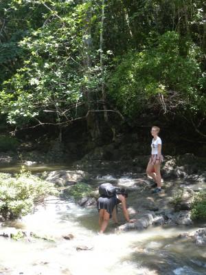 Montezuma waterfalls