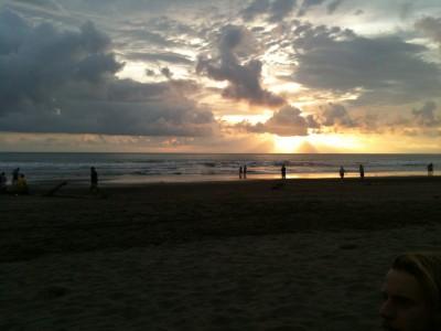 Classic Jaco sunset