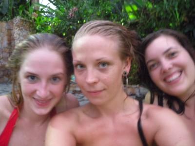 Cydney, Magie, Ellen