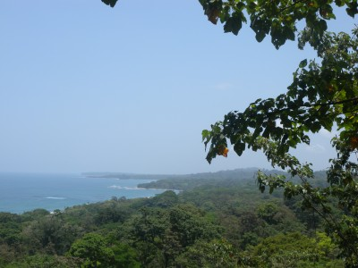 View over Puerto & Cocles