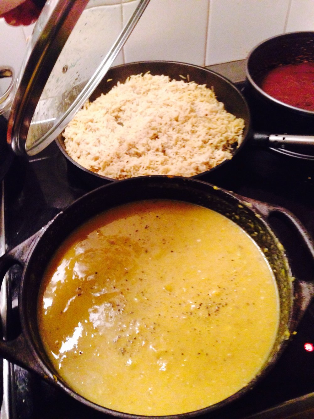 Ayurvedic Pumpkin coconut soup