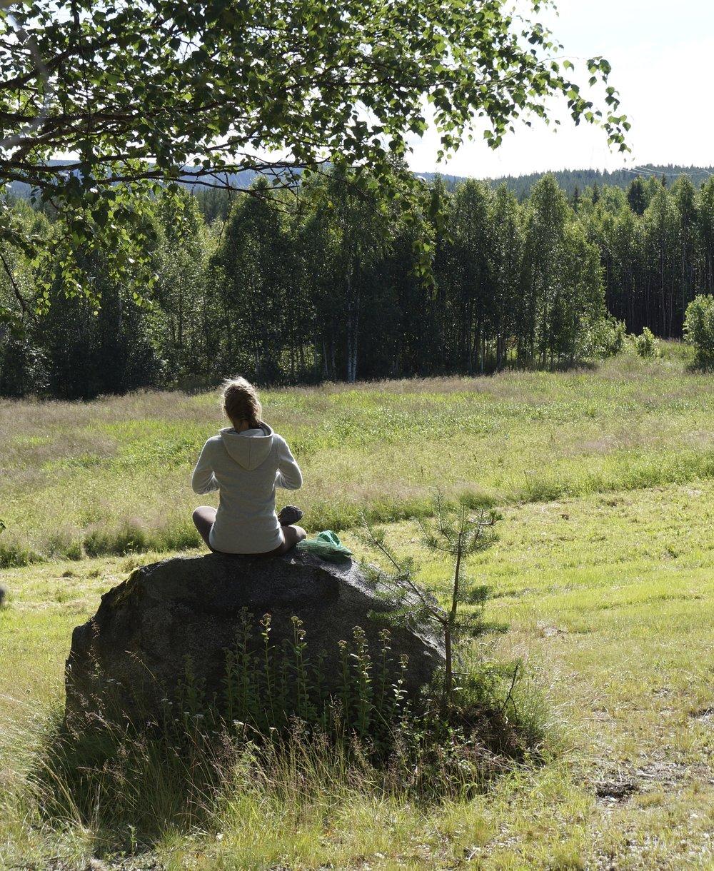 Yoga Retreat, Norrland Sverige