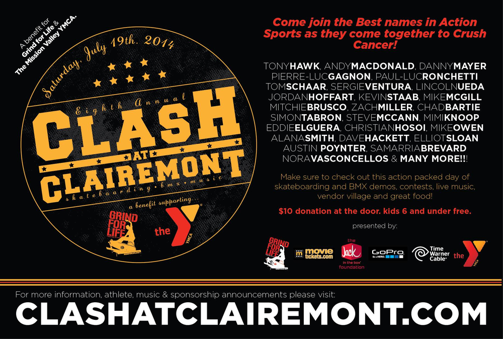 clashatclairemont.com