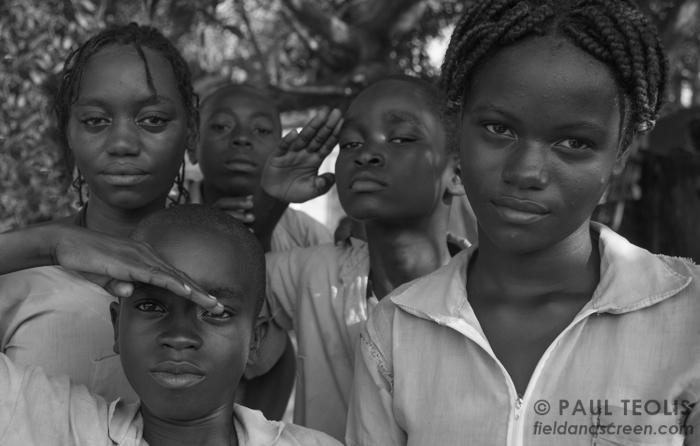 Enceinte du Collège Jean Félix Tchicaya, The Congo