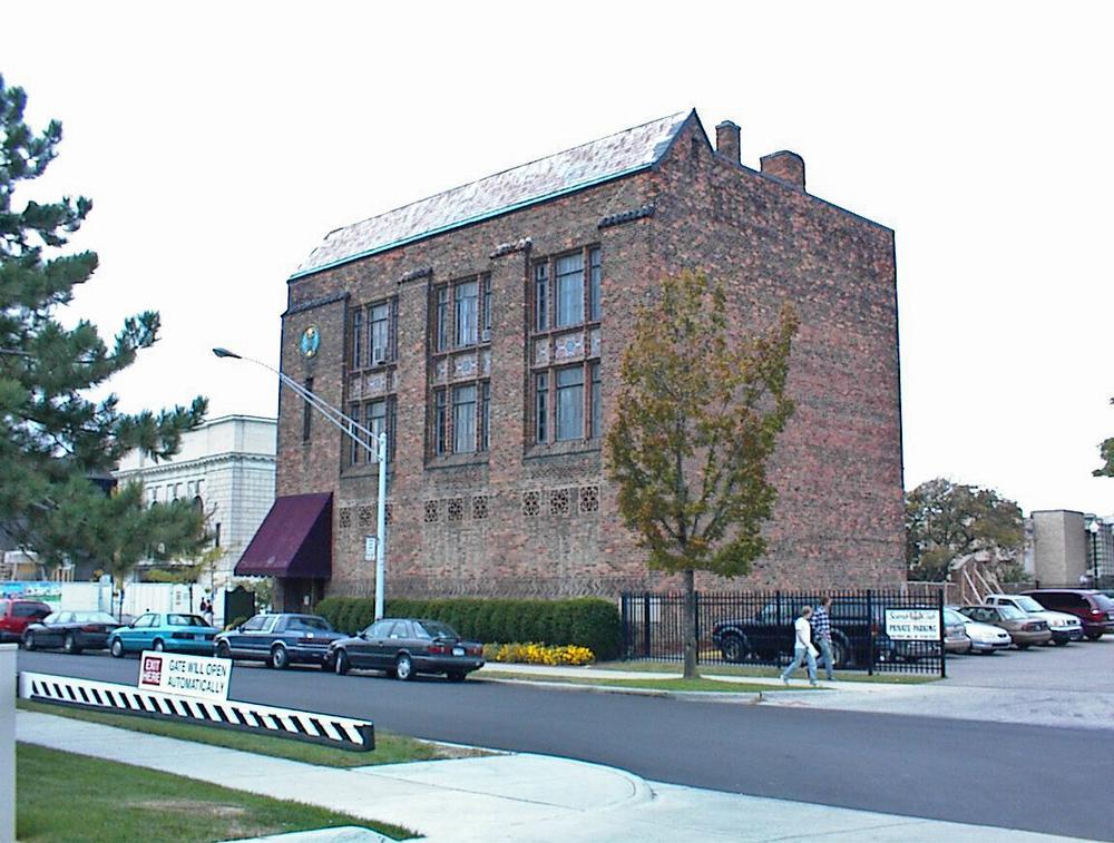 The Scarab Club, Detroit