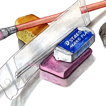 ART SUPPLIES -