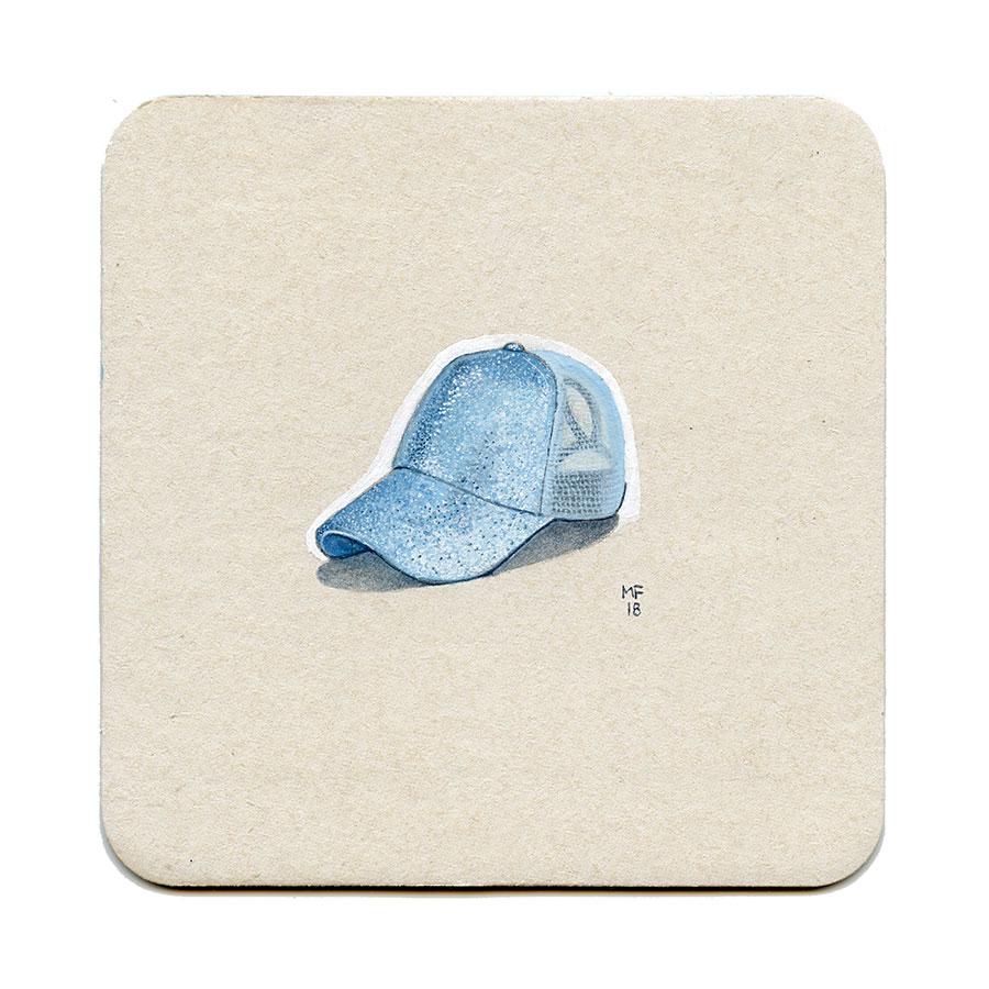 Sparkly Baseball Hat