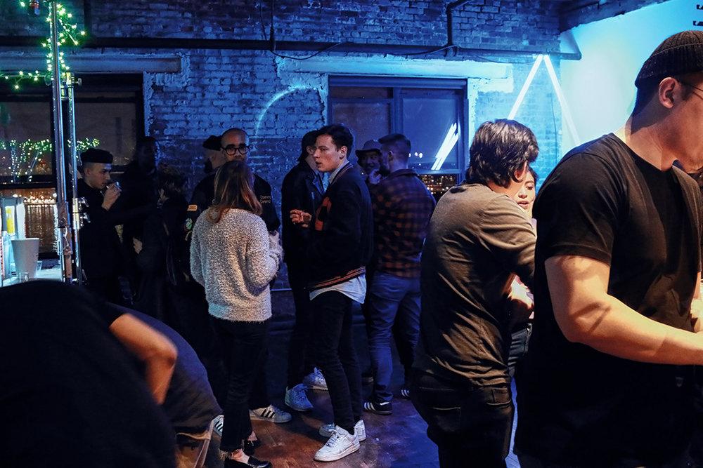 COLONY Nights - Photo Video Production Studio