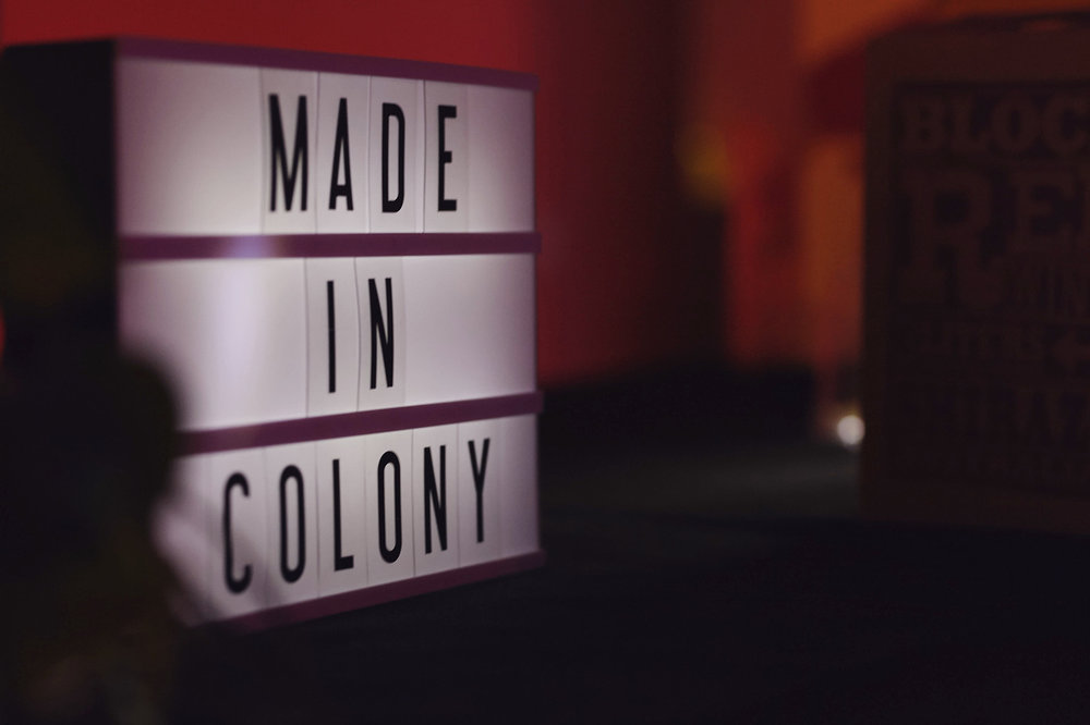 COLONY Nights - Photo Video Production Studio