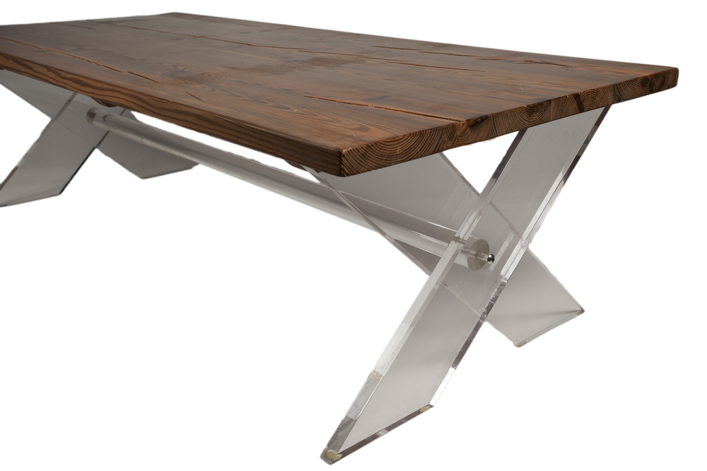 X - Bench Coffee Table