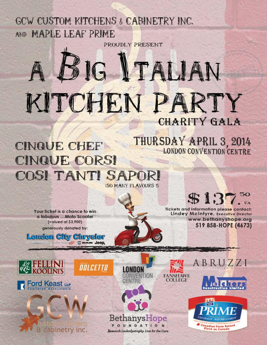 A Big  Italian Kitchen Party - Charity Gala 2014 - Poster for e-mail.jpg