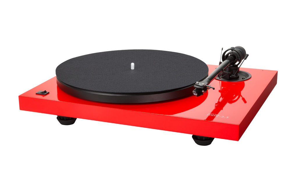 mmf 2.3 Turntable