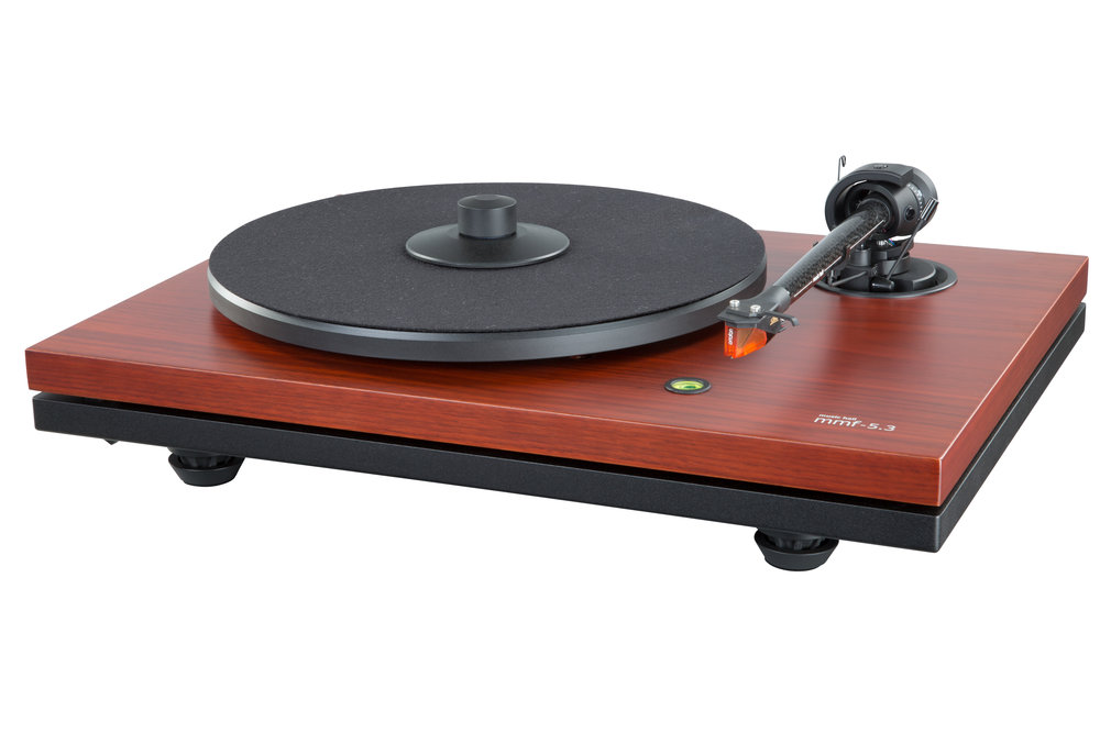 mmf 5.3 Turntable