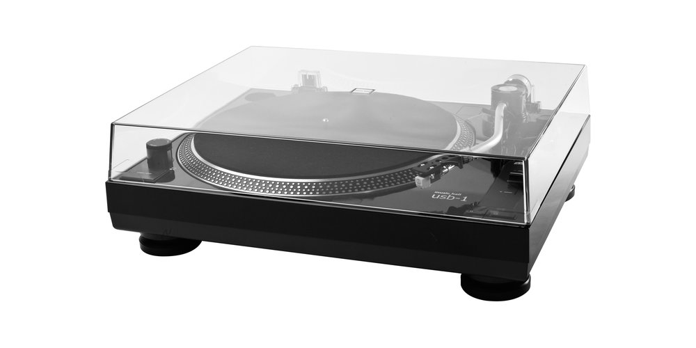 usb-1 Turntable