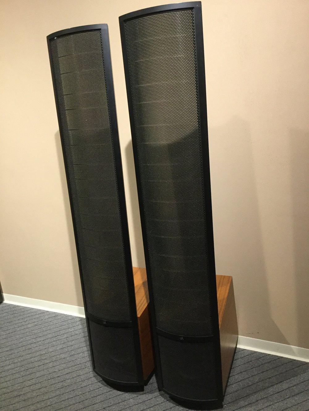 Martin Logan Ethos $3,199 Floor model full warranty