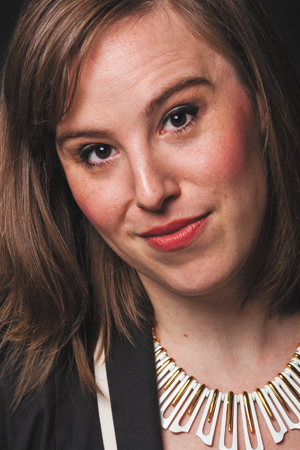 Sara Crigger,  mezzo-soprano  2019 Mary Ragland Emerging Artist  Nicklausse